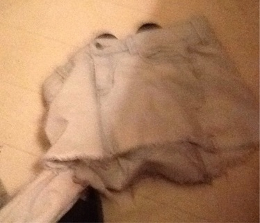 Daisy Dukes skirt