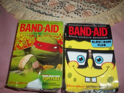 Boys Bandaids