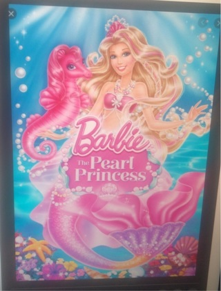 Barbie the Pearl Princess digital HD for iTunes only