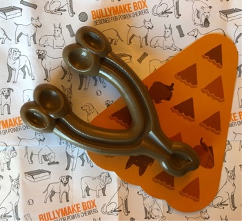 By Bullymake Thanksgiving Fall Collection Wishbone Dog Toy, NEW, FREE SHIPPING