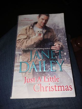 Just A Little Christmas by Janet Dailey (paperback)