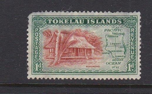 Tokelau Islands Postal Stamp - Unused