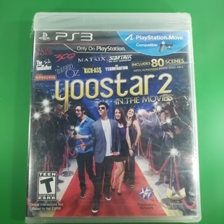 NEW Yoostar 2 PS3 game