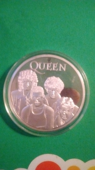 Free: novelty coin queen free shipping - Coins - Listia com
