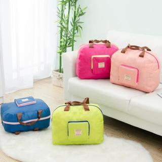 Portable Creative Bag Folding Travel Bag Shopping Bag Laundry Bags