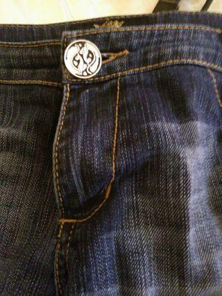 Baby Phat brand Capri's shorts