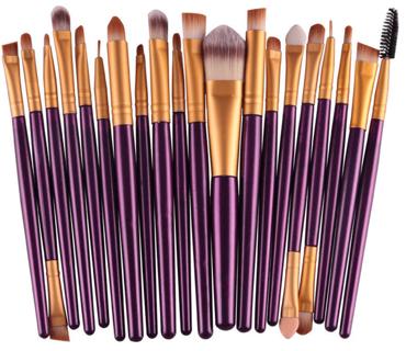 20pcs Makeup BRUSHES Kit Set