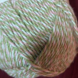 12 Oz 4 Ply 100% Multi Color Cotton Yarn .