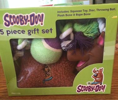 5 piece Scooby Doo Gift Set