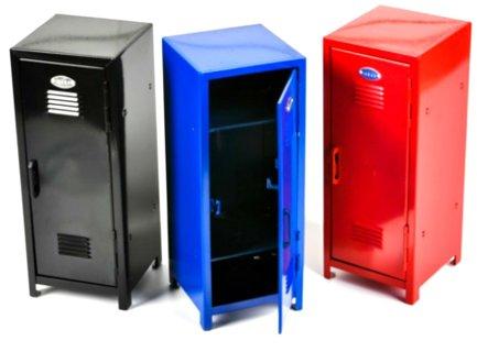 Mini Metal Locker Assorted Color