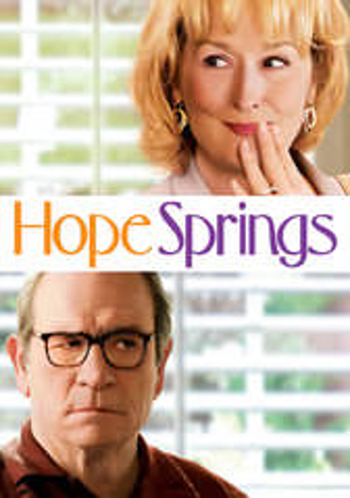"Hope Springs ""HDX"" Digital Movie Code Only UV Ultraviolet Vudu ~ MA"