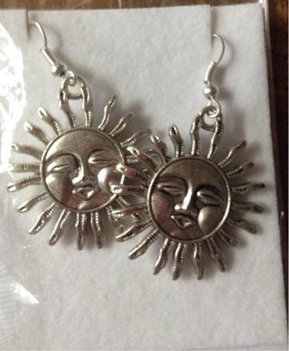 Sun Ray earrings