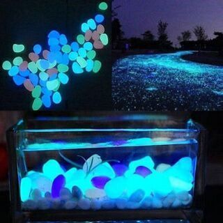 New Colorful Pebbles Stone Home Decoration Walkway Aquarium Fish Tanks Supplies