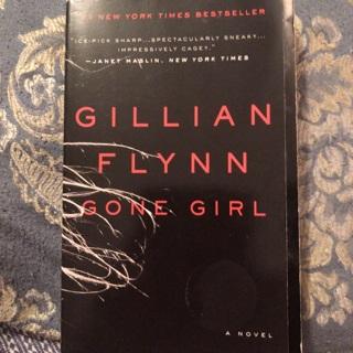 """""""Gone Girl"""" By Gillian Flynn"""