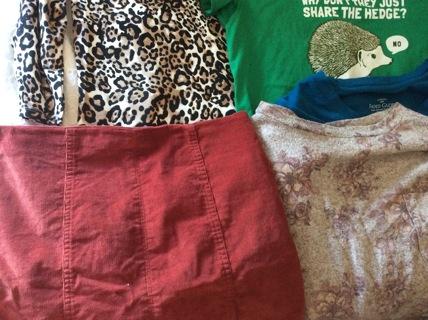 Junior's/Women's Clothing Lot