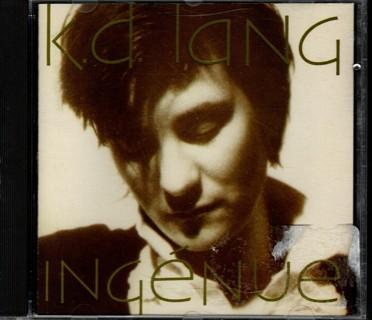 k.d.lang - Ingenue CD