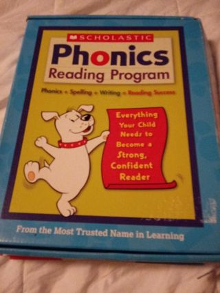New Phonics Grade 1 Reading Program Set by Scholastic