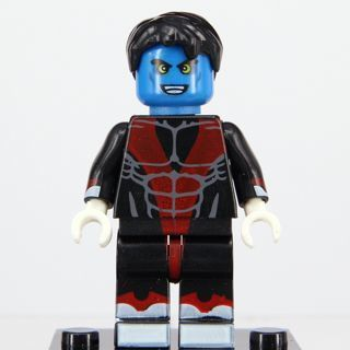 New Nightcrawler Minifigure Building Toy Custom Lego