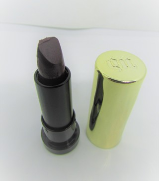 Mini Urban Decay Metallized Purple Lipstick- Double Crossed