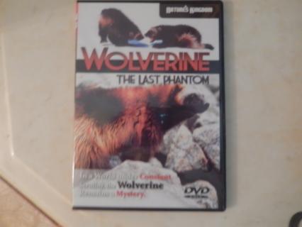 DVD- WOLVERINE- THE LAST PHANTOM- GOOD CONDITION- FREE SHIPPING