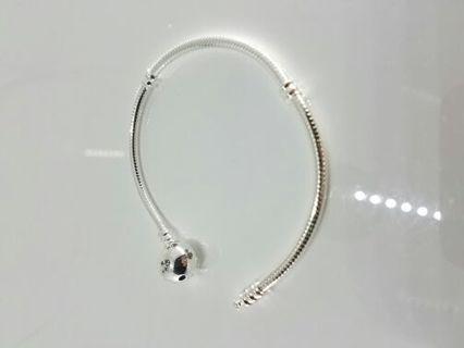 Pandora Disney, Mickey Bracelet Clear CZ #590731CZ-18