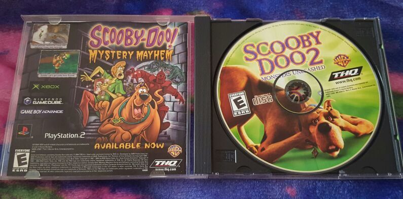 Free Scooby Doo 2 Monsters Unleashed Pc Cd Rom Software Listia Com Auctions For Free Stuff