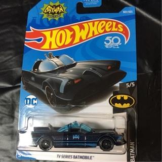 Hot Wheels - TV Series Batmobile (Batman - 5/5)