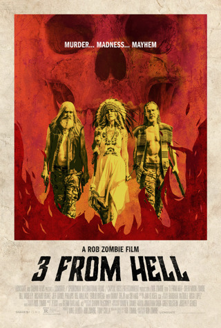 3 From Hell (UHD) 4K (VUDU redeem ONLY)