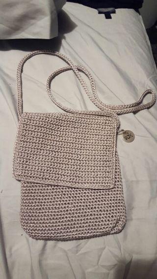 The sak woven handbag