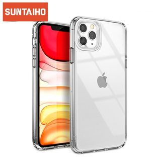 Luxury Clear Soft TPU Case For iPhone 11 Pro Max 7 8 6 6s Plus X XS MAX XR Transparent Phone Case
