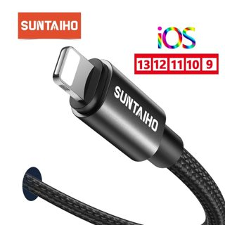 Suntaiho USB Cable for iPhone Charger Cable for iPhone Cable X XR MAX 5 5S 8 7 6 6s Plus 1m 2m 3m