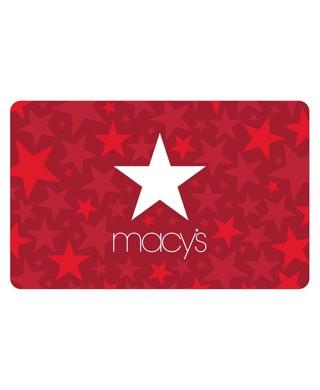 $5.20 Macy's Gift Card