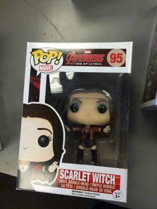 Funko Scarlett Witch Pop