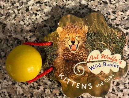 Wild Babies book