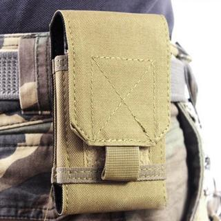 Universal Outdoor Army Tactical Pouch Holster Mobile Phone Case Bag Holder Belt