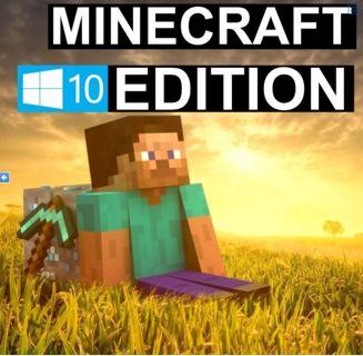 Minecraft Windows 10 | Code Full Game