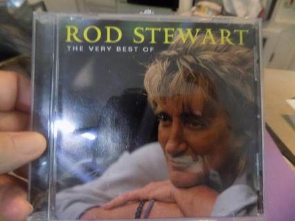 The Very Best of Rod Stewart CD