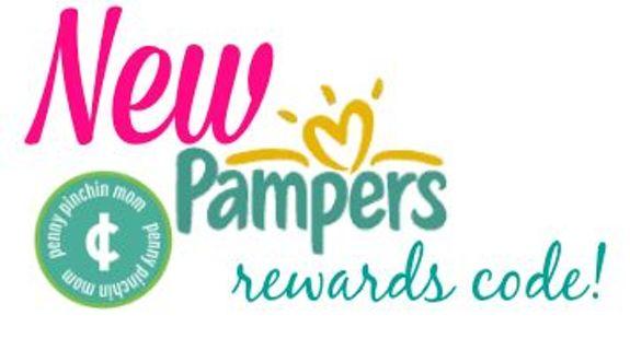 ☆☆ PAMPERS REWARDS CODE ☆☆