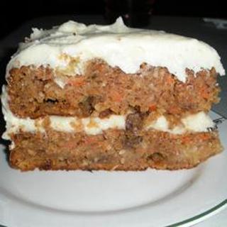 AWARD WINNING CARROT CAKE RECIPE