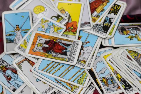 5-Card Tarot Reading - 1 ? - Written Report Mailed - GIN Bonus