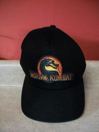 93c2813c6687c Free  Mortal Kombat Snapback hat vintage with patch - Other Men s ...