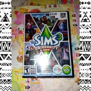 *PC GAME* The Sims 3 - University Life Expansion Pack