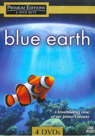 Blue Earth (DVD, 4-Disc Set) - FREE SHIPPING