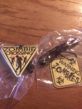 Two Zombie Necklaces #1