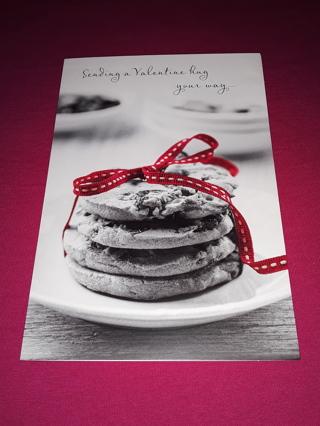 Valentine Cards - Cookies