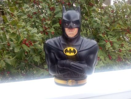 DC COMICS 1989. BATMAN CHANGE BANK.. (FOR THE COLLECTOR) ONLY ONE I HAVE