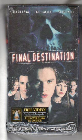 VHS - Final Destination