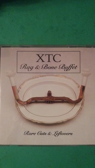 cd  xtc  rag & bone buffet   free shipping