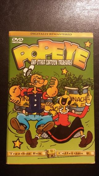 Treasure Toys Cartoon : Free popeye the sailor man and other cartoon treasures