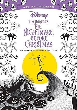 1 NEW Tim Burton's The Nightmare Before Christmas: 100 Images to Inspire Creativity